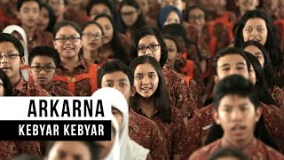 Video ARKARNA - Kebyar Kebyar (Official Music Video) MP3, 3GP, MP4, WEBM, AVI, FLV Agustus 2018