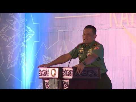 Panglima TNI : Pejabat TNI yang Korupsi Hambat Pembangunan dan Kemajuan TNI