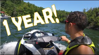 7. Sea Doo GTI 155 1 Year Ownership Review