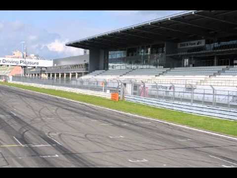 High speed drive-by in the Formula One class @ Nurburgring Driving Academy.
