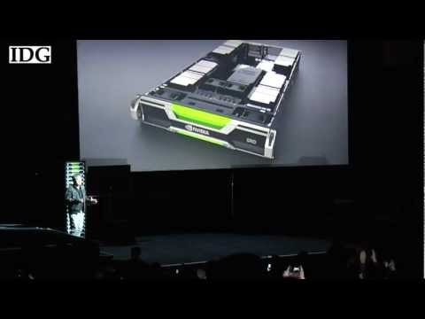 Nvidia unveils new stack rack, optimized for game play