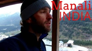 Manali India  City pictures : My $4 hotel room in Manali, India & Himalaya views
