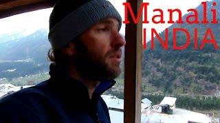 Manali India  city photos gallery : My $4 hotel room in Manali, India & Himalaya views
