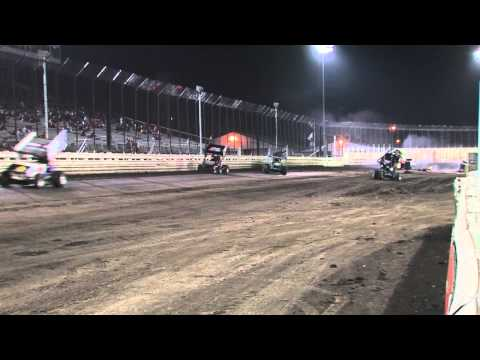 Jon - Bernie our static camera at Knoxville got a shot of Jon Agan and Dakota Hendrickson's crash last night 7-26-14. Very scary to watch and to listen to. We're glad to here Jon is well. Has a...