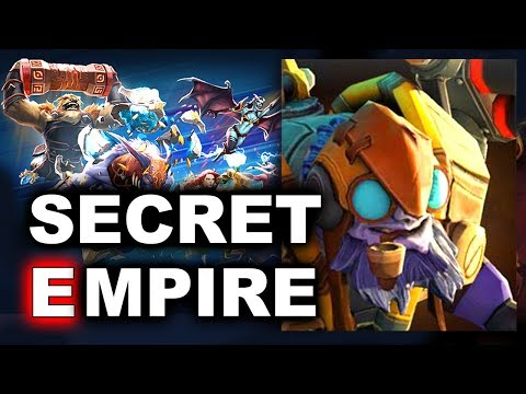 SECRET vs EMPIRE - New 7.07b Patch - DreamLeague 8 Major DOTA 2