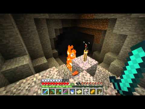 MINECRAFT E&T 031: Finding the stronghold