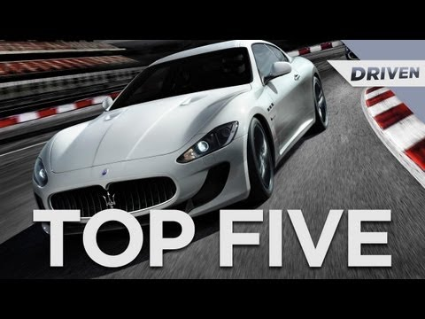 technobuffalo - Jon lists his top five cars currently availible. Jon looks at everything from hybrid super cars, to efficient electric sedans. Find out who takes the top spo...