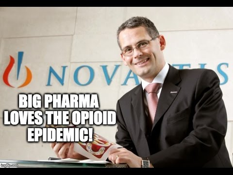 Big Pharma LOVES The Opioid Epidemic!