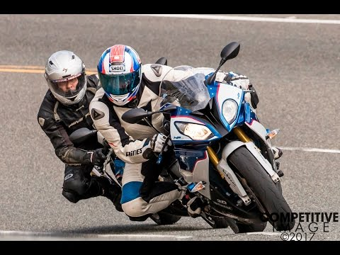 2 S1000RR Road Race Threesome with Buell 1125CR