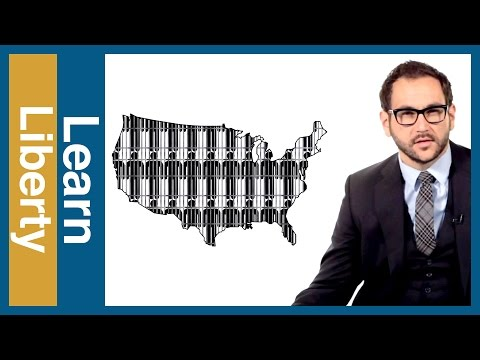 US Prison Population: The Largest in the World