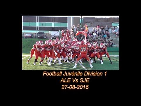 Football Saint-Jean Eudes  Juvénile 2016 : ALE vs Condors 27-08-2016