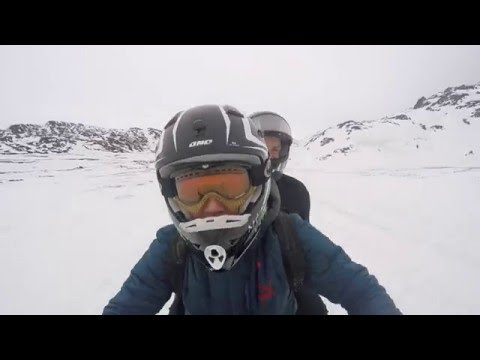 Scooter Ride in Sisimiut, Greenland