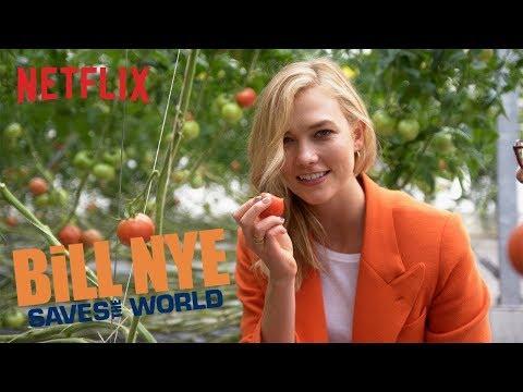Bill Nye Saves The World   Season 3 The Vegetable Bunker Netflix