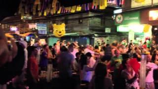 Thailand - Bangkok - Night Life At Khao San Road