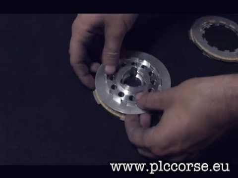 plc clutch for vespa instruction