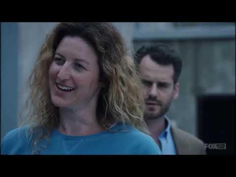 Joan Ferguson (Kath Maxwell) getting released back in general - Wentworth Season 8 Episode 7