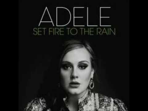 Cazzette ( Adele Set fire to the rain)
