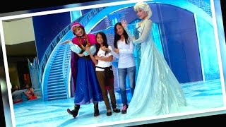 Hi! Welcome to Kids' Toys Channel. We went to SM Mall of Asia to meet and greet Princess Anna and Queen Elsa the royal sisters ...