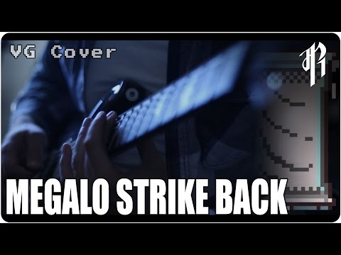 Megalo Strike Back - Metal Cover || RichaadEB