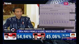 Video Ditanya soal Kecurangan Pemilu, Jokowi: Laporkan Saja ke Bawaslu - iNews Sore 22/04 MP3, 3GP, MP4, WEBM, AVI, FLV April 2019