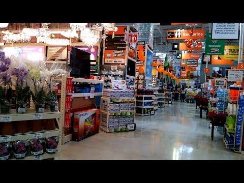 The home depot lista para abrir su nueva tienda en m rida for Home depot productos