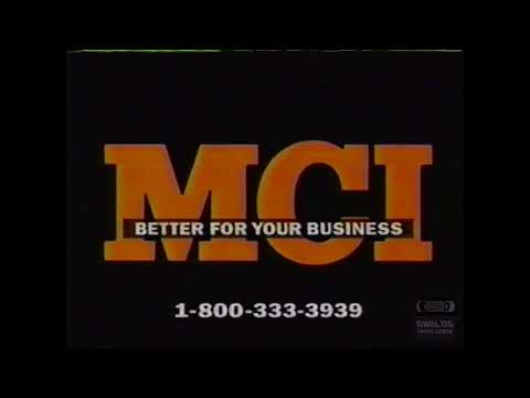 MCI | Television Commercial | 1993