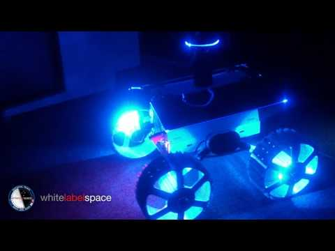 LED Rover Dance