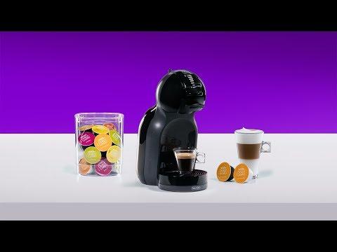 Set up your NESCAFÉ® Dolce Gusto® Mini Me coffee machine by De'Longhi®