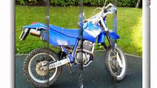9. 2005 Yamaha TT-R 250 - Walkaround and Specification