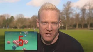Olympian Iwan Thomas Reveals Our Top Five Favourite, Fast Sporting Moments Of All Time