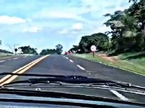 viagem de São Paulo SP chegando em Sebastianópolis do Sul