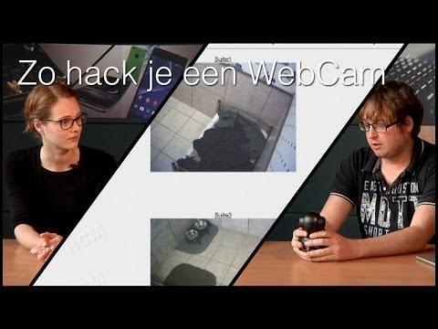 Webcam Hacken Zo Makkelijk Is Het