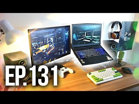 Video Room Tour Project 131 - LAPTOP Setup Edition! download in MP3, 3GP, MP4, WEBM, AVI, FLV January 2017