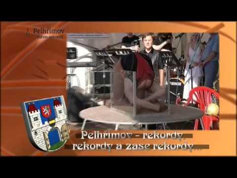 Navštivte Pelhřimov - město rekordů