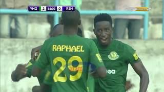 Azam TV - ASFC: Magoli ya Tambwe na Buswita (Yanga 2-0 Reha FC)
