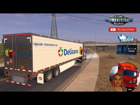 Utility Custom reefer Owned ATS 1.35.x
