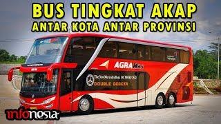 Video 8 Bus Tingkat Antar Kota Antar Provinsi (AKAP) di Indonesia MP3, 3GP, MP4, WEBM, AVI, FLV Oktober 2018