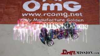 RC OMG Servo Test - RC Drift - Nismo 350Z - DriftMission.com