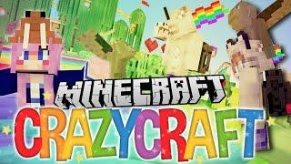 Winged Monkey Pranks! | Ep 40 | Minecraft Crazy Craft 3.0