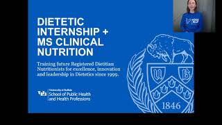 Dietetic Internship Overview