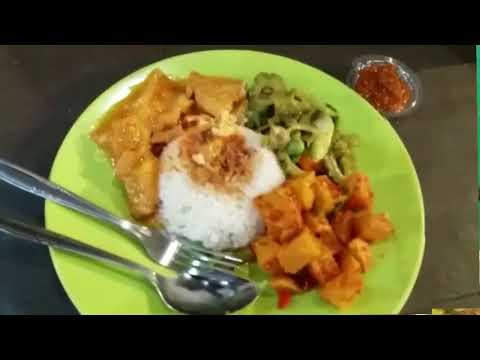 #Vlog Jalan-jalan ke PIK makan di nasi Bu Jum
