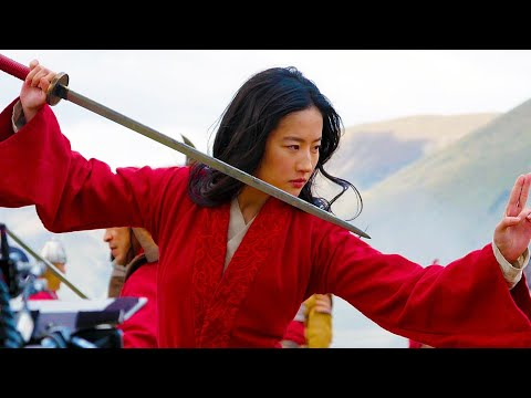 Mulan BEHIND THE SCENES Trailer