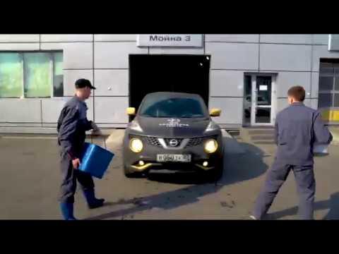 Купили новый Nissan Juke - первым делом покройте керамикой Hikari