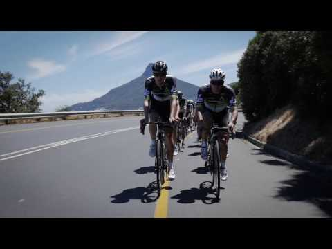 Dreamchasers - Team Dimension Data for Qhubeka