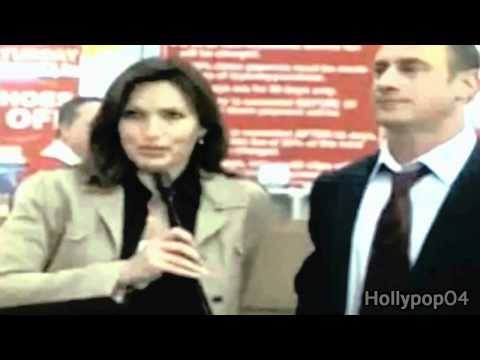 raise your glass SVU bloopers.wmv
