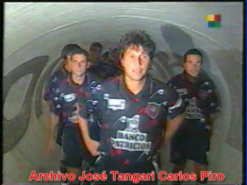 Recibimiento Chacarita 2 - Talleres 1 - B Nacional 1997/1998 - La Famosa Banda de San Martin - Chacarita Juniors