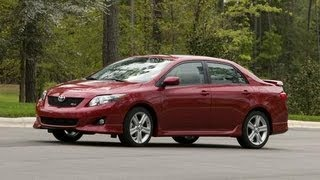 2009 Toyota Corolla - First Drive Review - CAR And DRIVER
