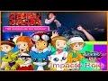 Adrián Barba - Impacto Rojo (Digimon 2)