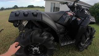6. POLARIS HIGHLIFTER  850 REVIEW wheelie