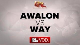 Avalon vs WAY, game 2